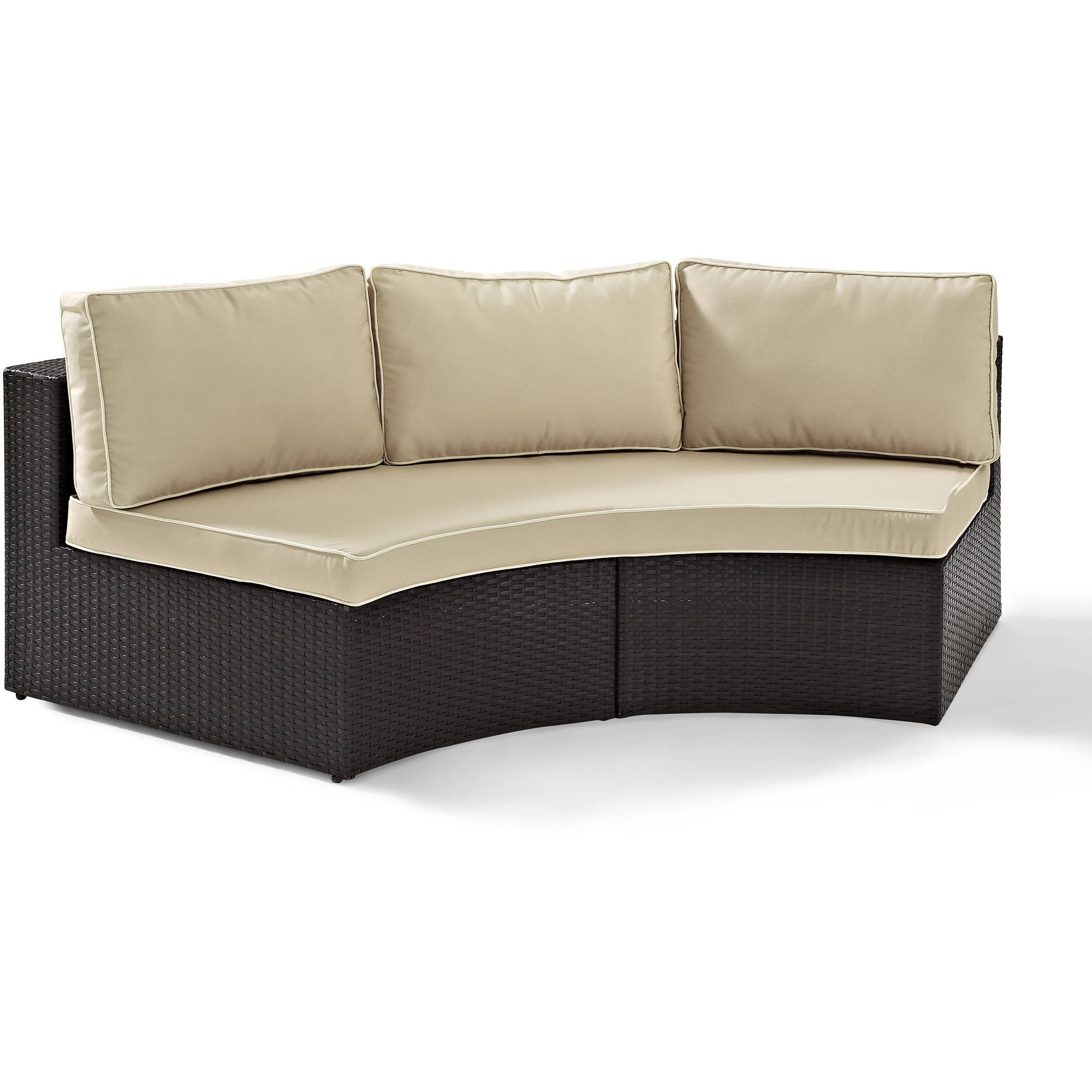 Wicker Outdoor Sectional