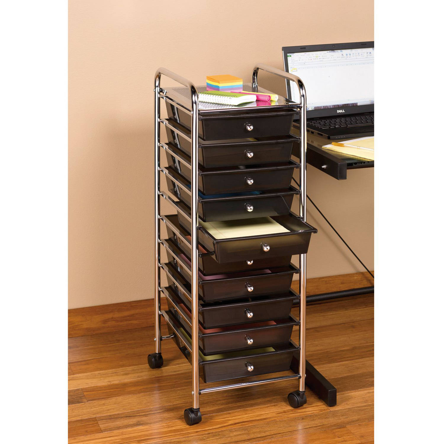 three deep s organizers the metal office drawer organizer shallow desk by drawers
