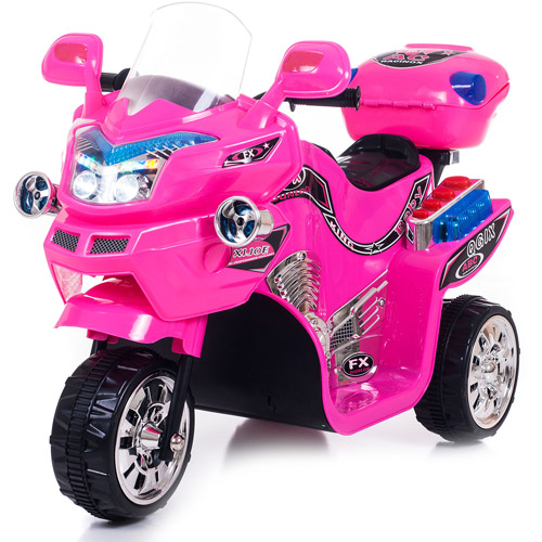 Rockin' Rollers RX 3-Wheel 6-Volt Battery-Powered Ride-On