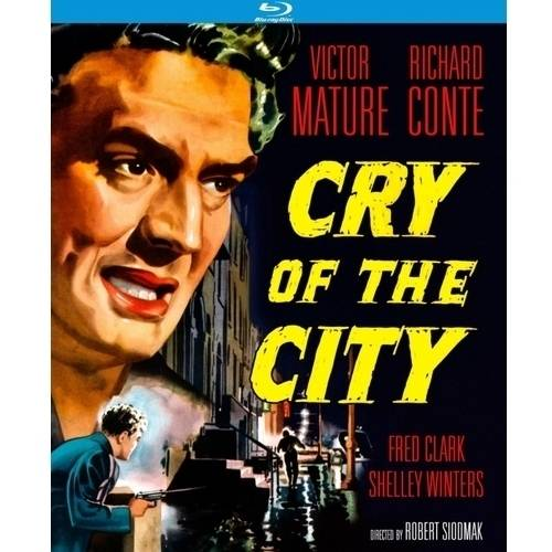 Cry Of The City (Blu-ray) KICBRK20645