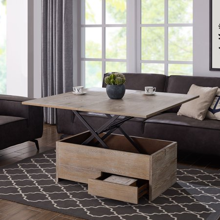 Acor Convertible Storage Coffee Table To Dining