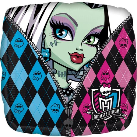 Monster High Foil Balloon 18