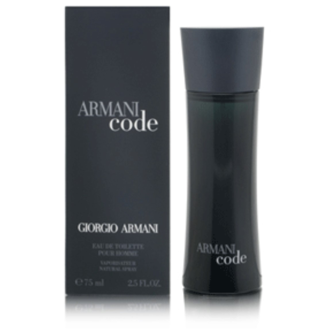 Armani Code for Men Eau de Toilette Spray, 2.5 fl oz