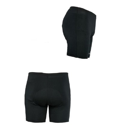 Men's Gel Padded Cycling Shorts - Large