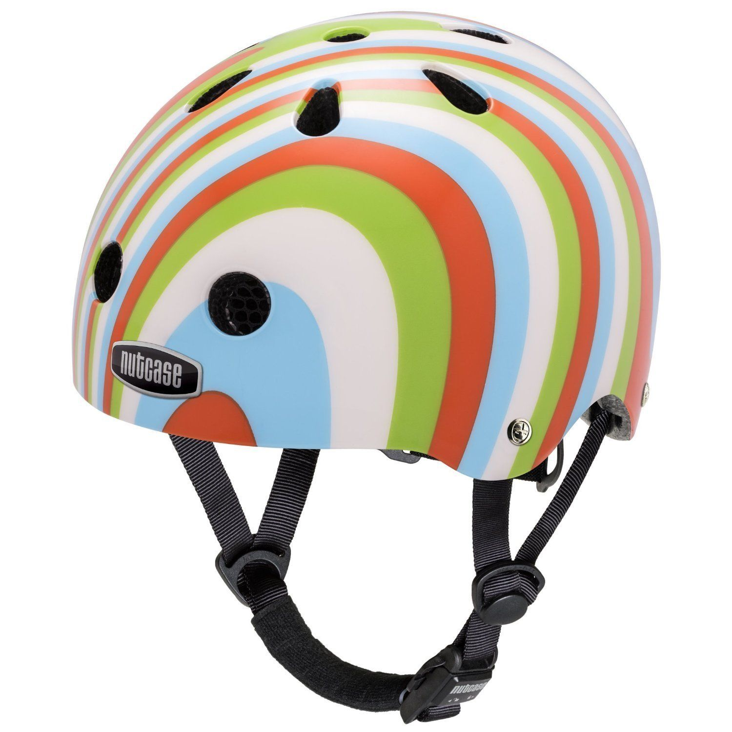 Nutcase Extra Small XS Little Nutty Space Cadet Bike Street Skateboard Helmet by Nutcase