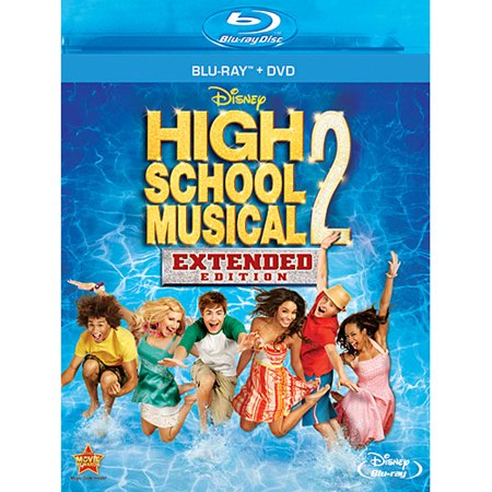 High School Musical 2 (Extended Edition) (Blu-ray + DVD)