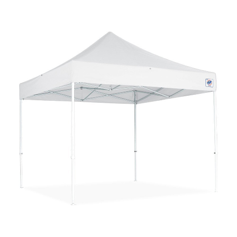 E Z Up Encore Instant Shelter Canopy 10 By 10 White Walmart Com
