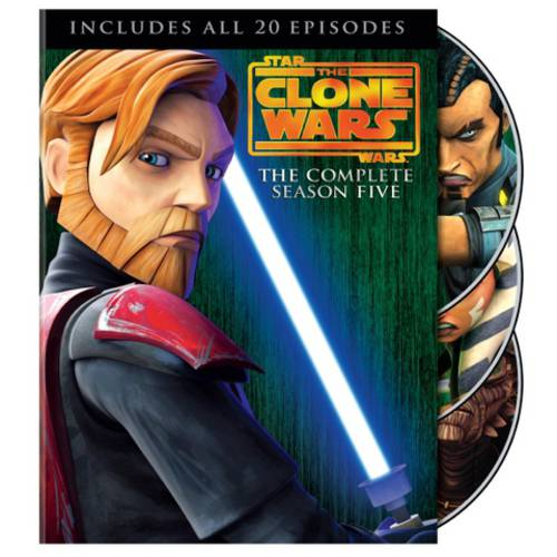 Star Wars: The Clone Wars - The Complete Season Five (Anamorphic Widescreen)