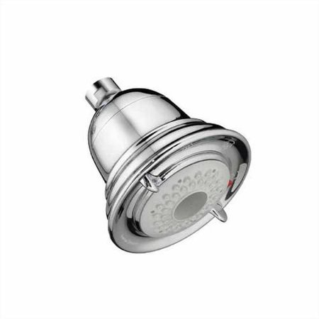 American Standard 1660.113.002 Traditional 3-Function Water-Saving Showerhead, Available in Various Colors