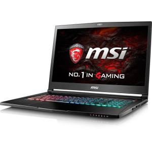 "MSI 17.3"" Gaming Laptop Core i7 GTX1060 16GB DDR4 256GB SSD 2TB HDD"