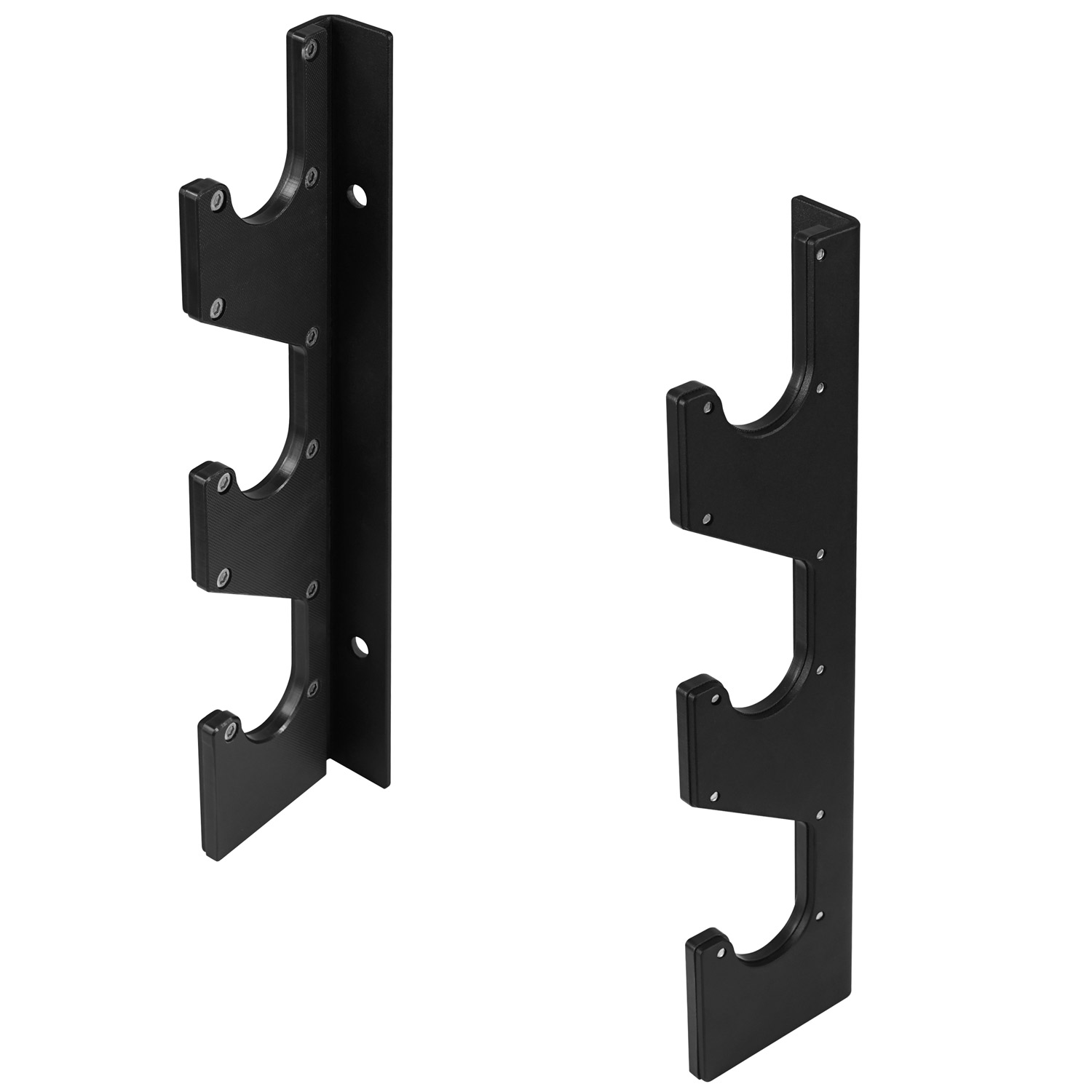 Yes4all Horizontal Wall Mounted Olympic Barbell Rack 3