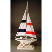 Judith Edwards Designs Sailboat Figurine