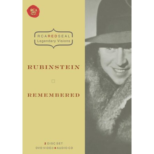 Rubinstein Remembered (With Audio CD)