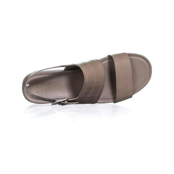 652c56a27de1 Naturalizer - Womens naturalizer Emory Buckle Flat Sandals