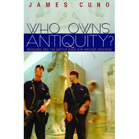 Who Owns Antiquity? - eBook