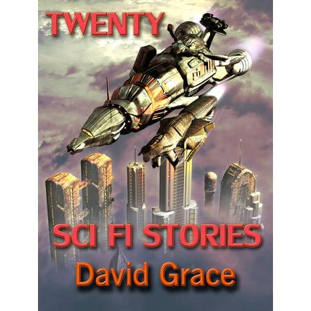 Twenty Sci Fi Stories - eBook