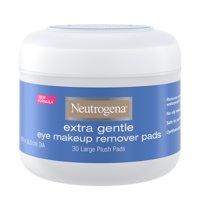 Neutrogena Makeup Removing Facial Pads, 30 Count