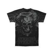 Avenged Sevenfold Men's  Dear God T-shirt Black