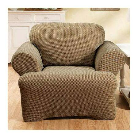 Stretch Sullivan T Cushion Chair Slipcover