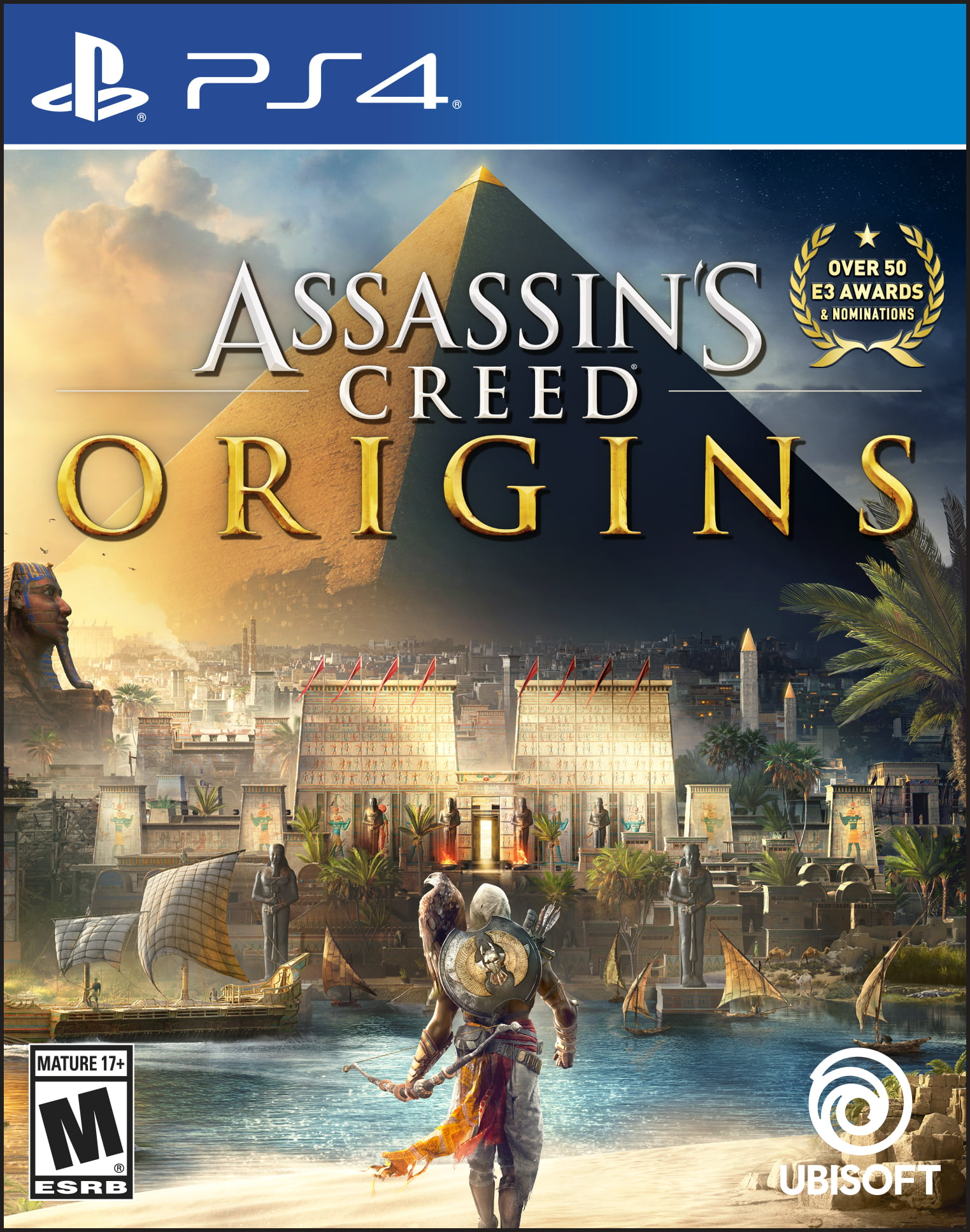 Assassin's Creed: Origins, Ubisoft, PlayStation 4, 887256028398 by Ubisoft