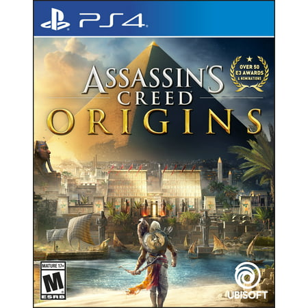 Assassin's Creed: Origins, Ubisoft, PlayStation 4, 887256028398](Assassin Creed Cloak)