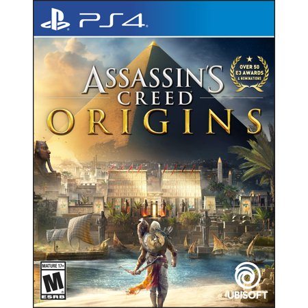 Assassin's Creed: Origins, Ubisoft, PlayStation 4, 887256028398 - Assassin's Creed Timeline