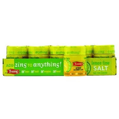 Product Of Twang Twangerz, Lemon-Lime Salt - Bottle, Count 10 (1.15 oz) - Beer Salt / Grab Varieties & Flavors