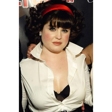 Kelly Osbourne At Arrivals For The Queens Birthday Ball For Perez Hilton Canvas Art     16 X 20