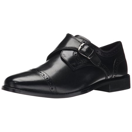 Nunn Bush Lace Oxfords - nunn bush men's newton monk strap oxford, black, 7 m us