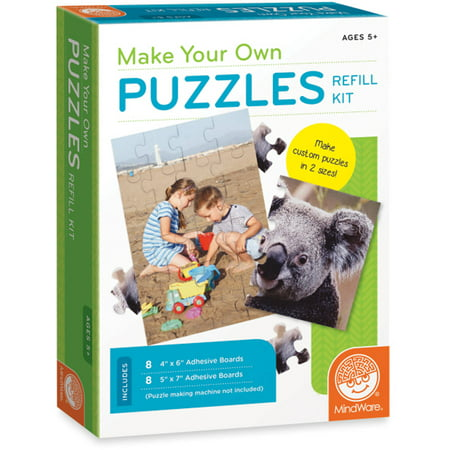 Make Your Own Puzzles Refill - Make Your Own Puzzles