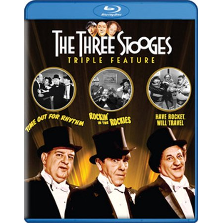 Three Stooges Collection: Volume 1 (Blu-ray) (Willow Creek 2 Collection)