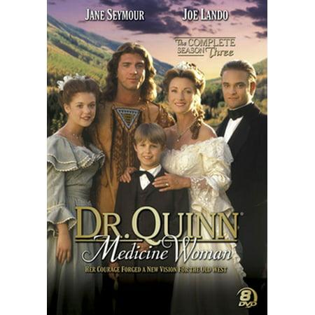 Dr Quinn Medicine Woman Halloween 1 (Dr. Quinn, Medicine Woman: The Complete Season Three)