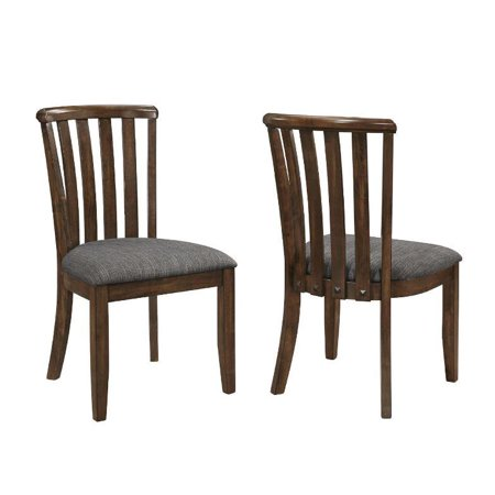 Coaster Fine Furniture Dining Chair Vintage Cinnamon 107402 Set Of 2