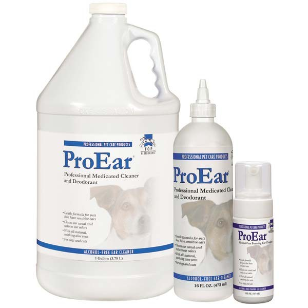 Top Performance Proear Alcohol Free Cleaner Gal