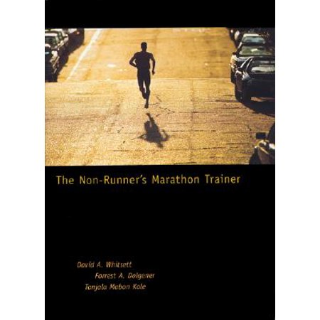 (The Non-Runner's Marathon Trainer (Paperback))