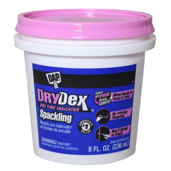 DAP DryDex Spackling Interior/Exterior, 8 fl OZ