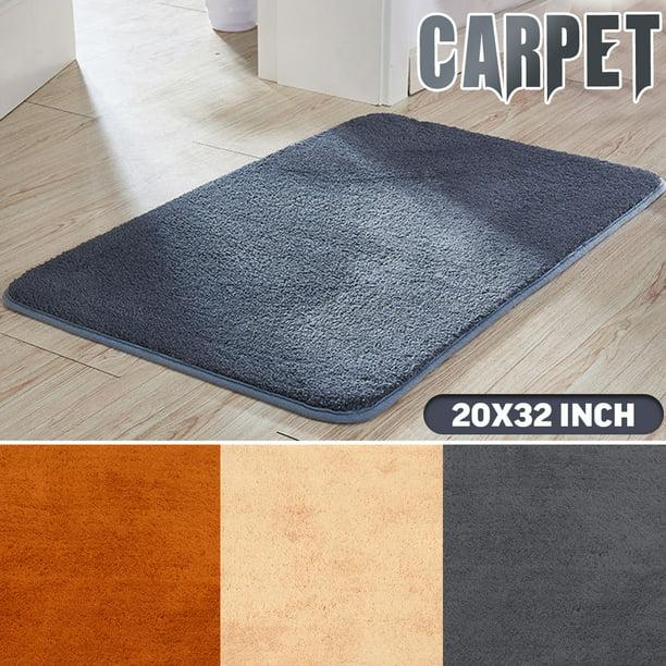 Apple Computer Rug Mat Floor Door Porch Carpet Outdoor entrance Anti Slip