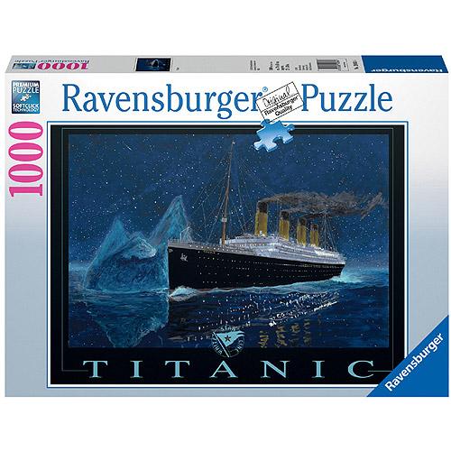 Ravensburger Titanic Puzzle, 1,000 Pieces