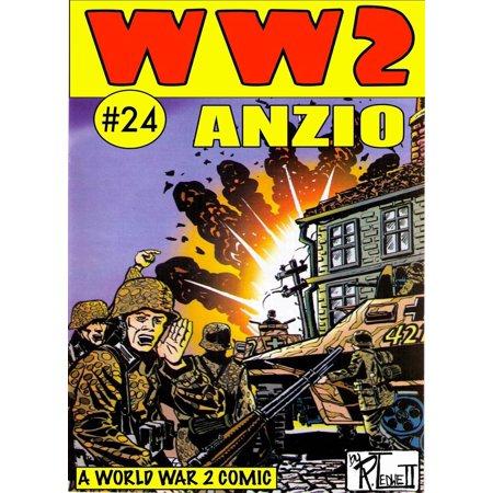 World War 2 Anzio - eBook -
