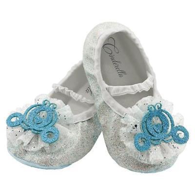 Toddler's Cinderella Slippers