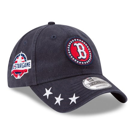 46f7296cda3487 Boston Red Sox New Era 2018 MLB All-Star Workout 9TWENTY Adjustable Hat -  Navy - OSFA - Walmart.com