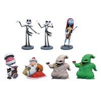 Nightmare Before Christmas D-Formz Mini Figure Mystery Pack [1 Figure]