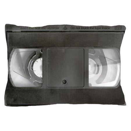 CafePress - VHS Tape - Standard Size Pillow Case, 20