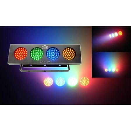 Chauvet DJ BANK RGBA LED Church Stage Design Lighting Fixture w/Sound Activation