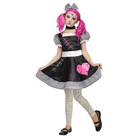 Broken Doll - Small - Broken Rag Doll