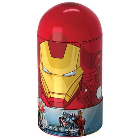 Avengers Capsule 48 Piece Puzzle