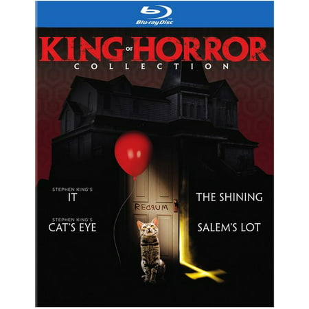 King Of Horror Collection  Blu Ray