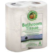 Earth Friendly Products Bathroom Tissue,