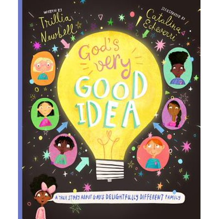 God's Very Good Idea (Hardcover) (Good Ideas For A Halloween Party Food)
