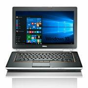 Refurbished Dell Latitude E6420 Laptop, 14'', Intel Core i5 2.5GHz, 6GB DDR3, 320GB, DVDRW, HDMI, Windows 10 Home 64-Bit